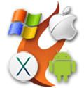 All of 32- and 64-bit iOS, Android, Mac OS X, 32- and 64-bit Windows are supported